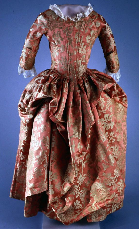 Dress From Colonial Williamsburg.