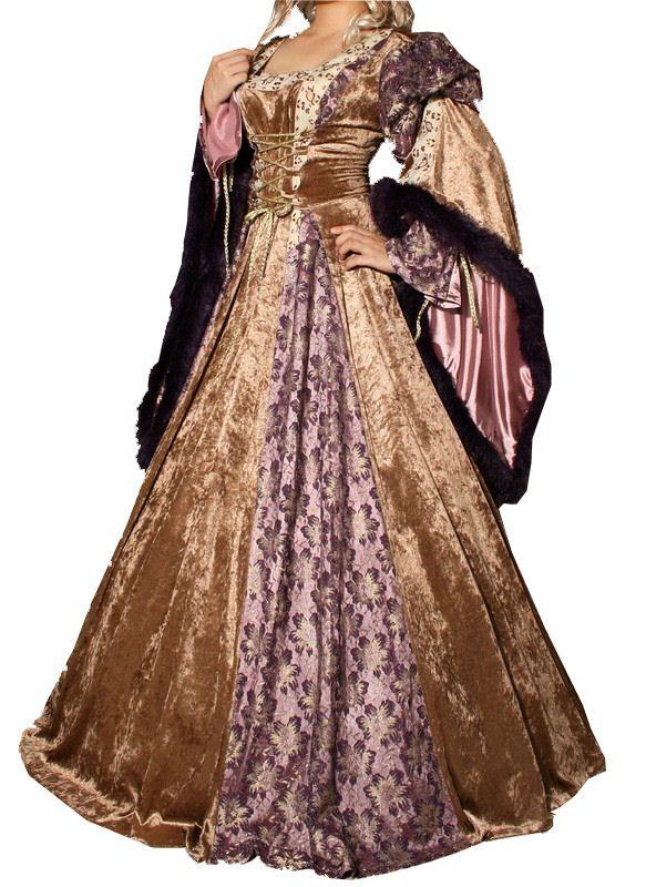 renaissance dress - Google Search