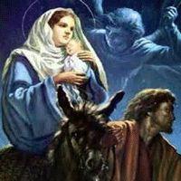 MI RINCON ESPIRITUAL: Con María, el día de los Santos Inocentes