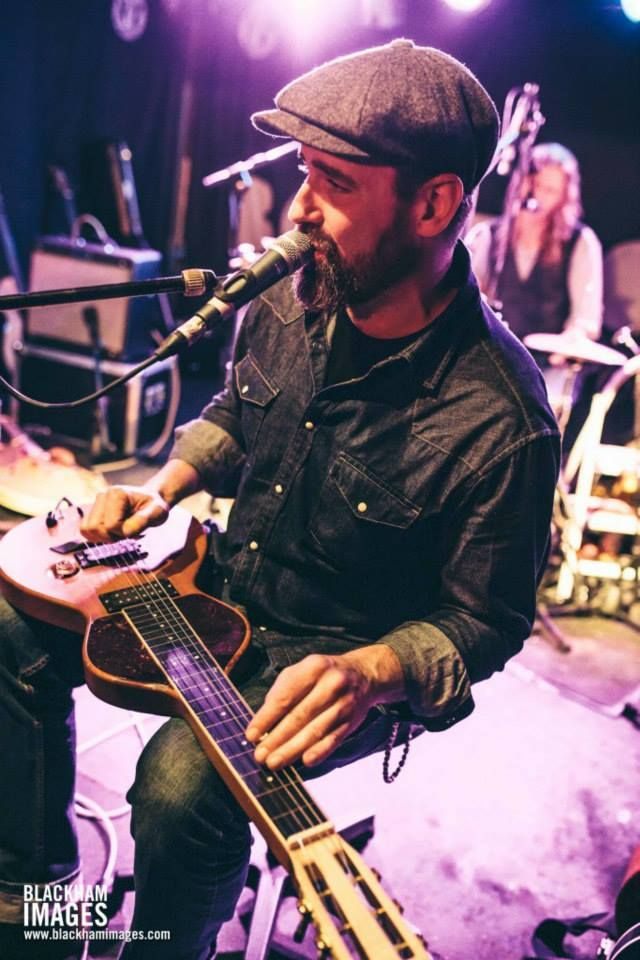 Martin Harley Band