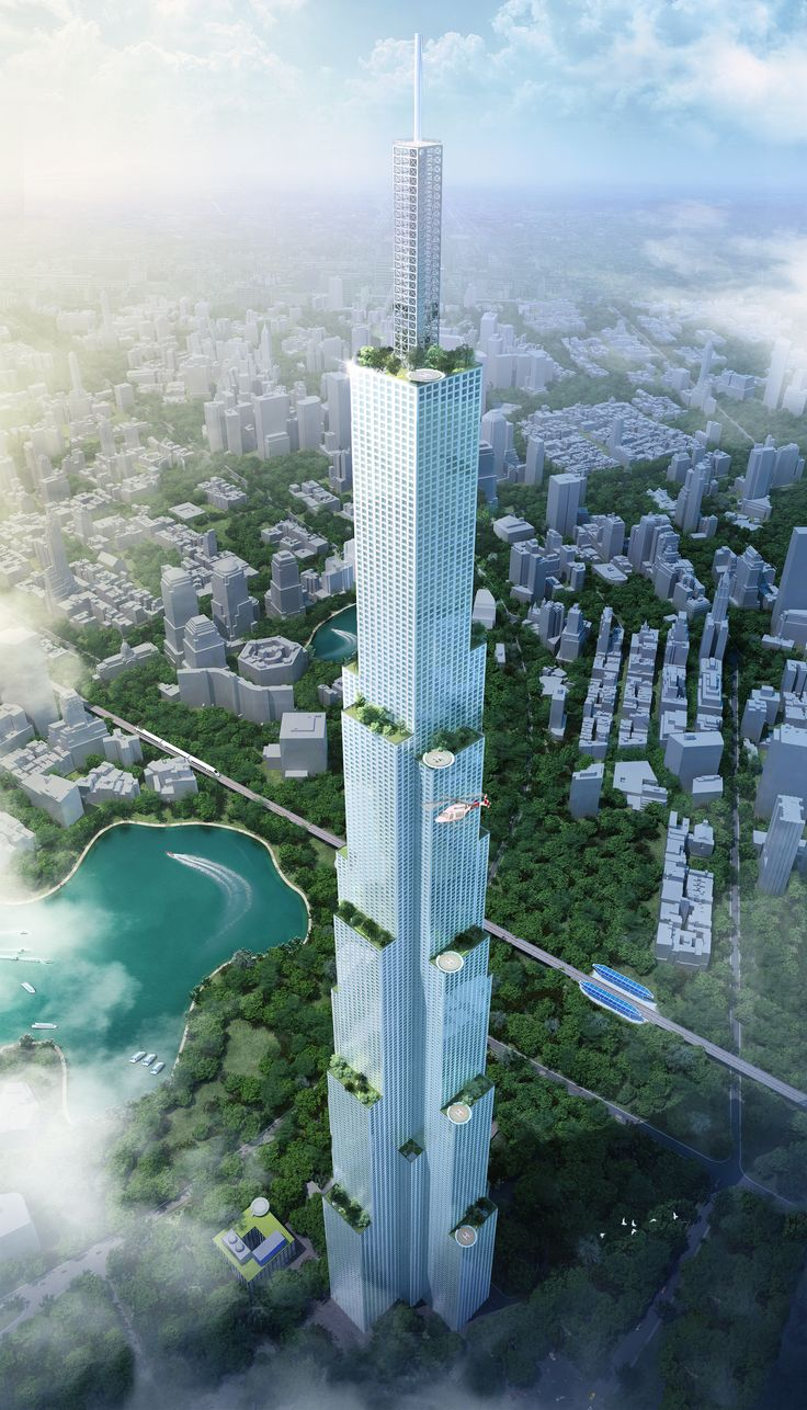 Today, efficiency and sustainability are having greater influence upon design and construction. Developments, such as China's Sky City, point the way forward to a greener future. Can you think of any other projects that strike a balance between affordability, sustainability and functionality?