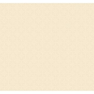 Trista Wallpaper 27 in. x 27 ft. 60.75 sq.ft. (silver/gold/ beige/ grey)