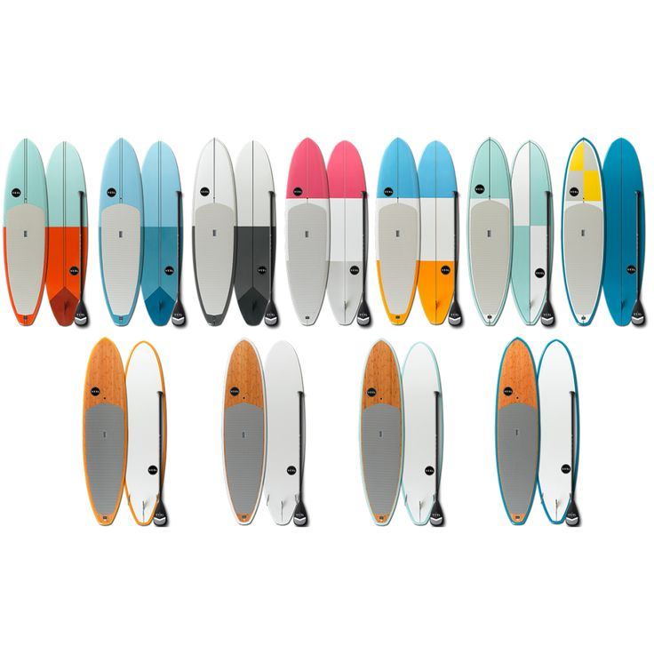 Vesl Classic & Bamboo 2 Paddle Board Package $1699 - Paddle Surf Warehouse