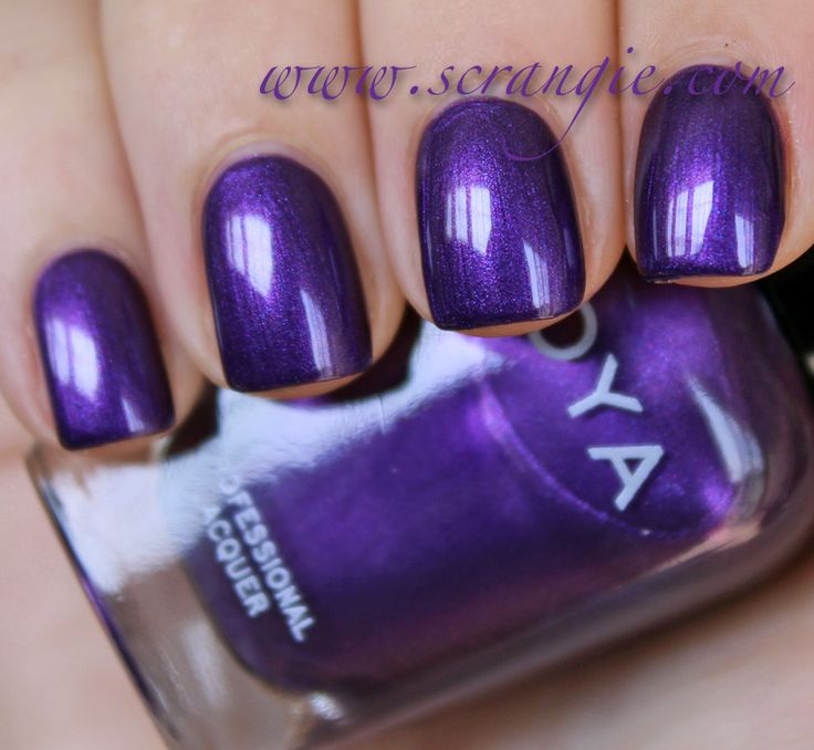 Scrangie: Zoya Diva Collection Fall 2012 Swatches and Review - Zoya Nail Polish in Suri: Purple Nails Polish, Hair Makeup Nails, Fall 2012, Divas Collection, 2012 Divas, Zoya Suri, Zoya Nails, Zoya Divas, Collection Fall