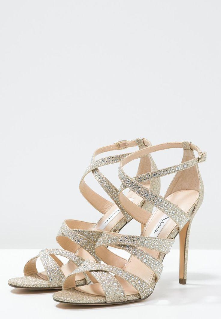 Dieser High Heel zaubert ein Glitzern in deine Augen. Nina Shoes CHANTEZ - Sandaletten - beige für € 169,95 (09.01.16) versandkostenfrei bei Zalando.at bestellen.