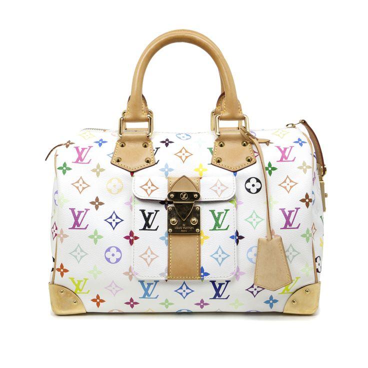 Louis Vuitton Multicolor Speedy 30 - modaselle