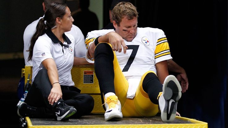After missing 4 weeks of action, Steelers QB Ben Roethlisberger expected back this weekend against division foe