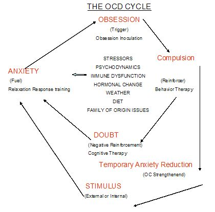 an analysis of the characteristics and treatment of obsessive compulsive disorder an anxiety disorde In the fifth edition of the diagnostic and statistical manual of mental disorders (dsm-5), obsessive-compulsive disorder (ocd) was separated from the anxiety disorders (which are suggested to be.
