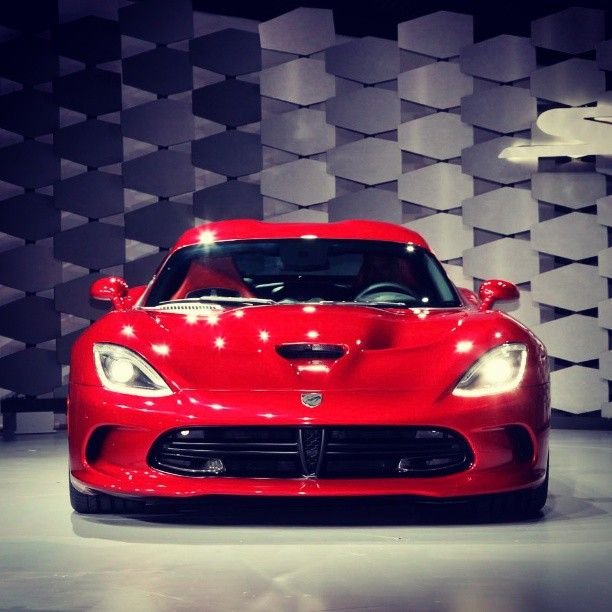 Car to die for...SRT Viper