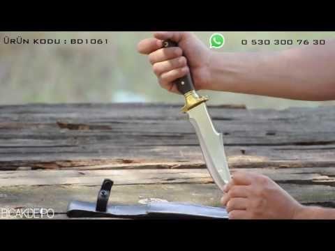 (1) Dik SIRT Av Bıçağı - YouTube