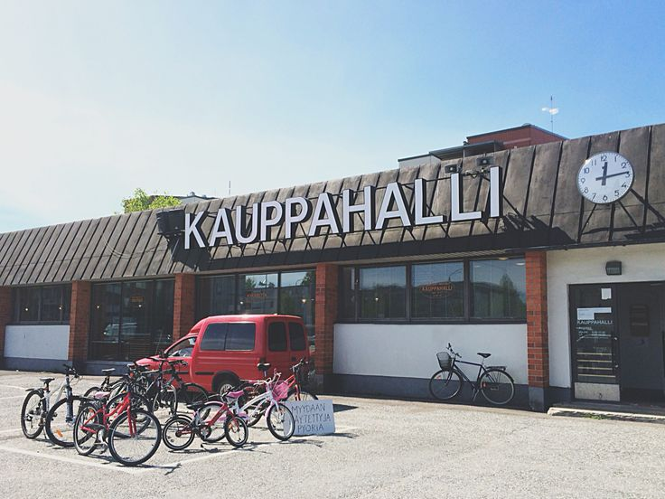 Kauppatori . Lappeenranta . Finland