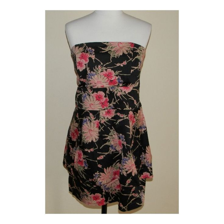 Floral dress New Look - size UK16 - eur 44