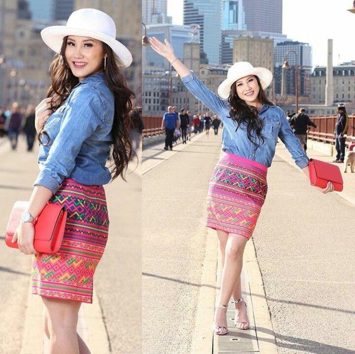 Modern Hmong fashion