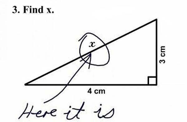 Kids And Their Brilliant Answers To Test Question - LOL These Kids Are Hilarious Read more at http://www.viralnova.com/awesome-kid-answers/#VCoqk41OvL9iR8Ic.99