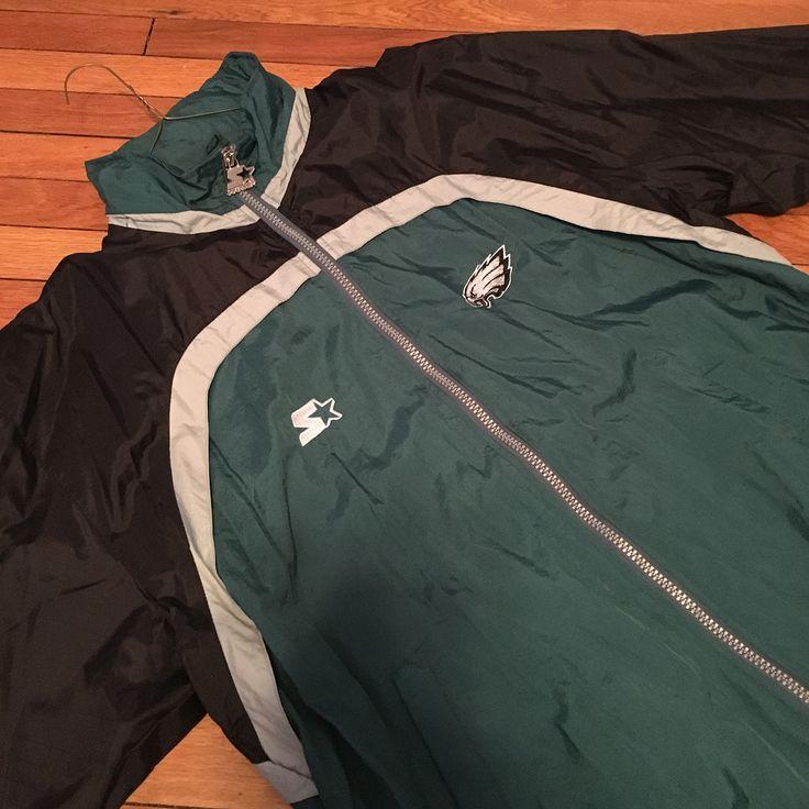 Vtg Starter Pro Line Philadelphia Eagles Jacket Size: XL 9/10 condition $65 shipped OBO DM to purchase