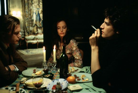 The Dreamers by Bernardo Bertolucci 2003