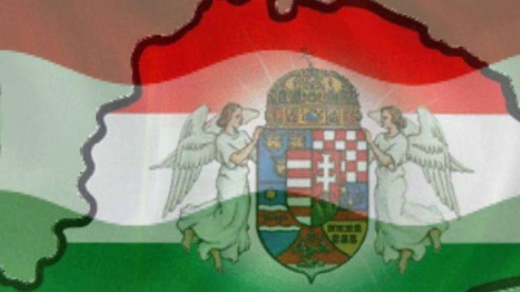 Halló magyar! Hol vagy? Felelj!Halló magyar! Hallasz? Felelj!Bármerre vitt a sors, hív az ősi földZászlója még ma is piros-fehér-zöld!Halló magyar!...