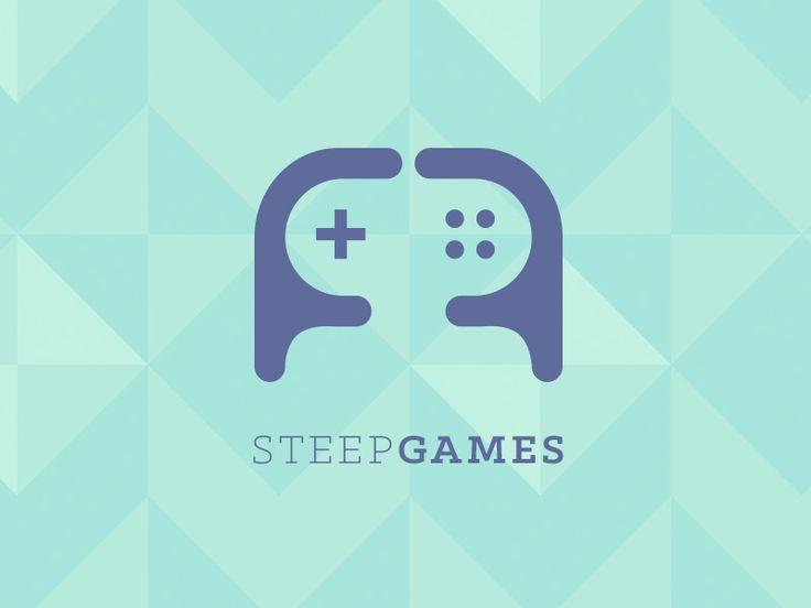Steep Games Logo by Aleksandr Romanukha