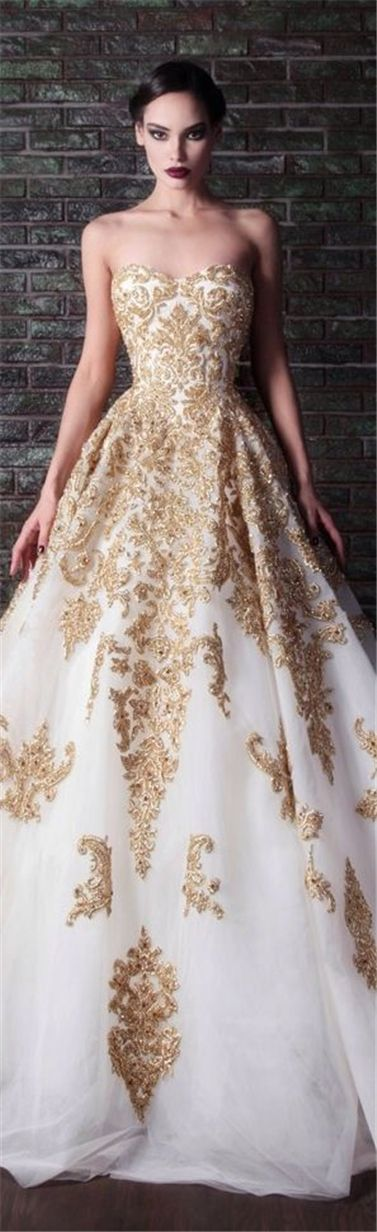 ball gown prom dress
