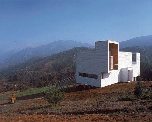 Sebastian Irarrazaval - Santiago de Chile - Architects