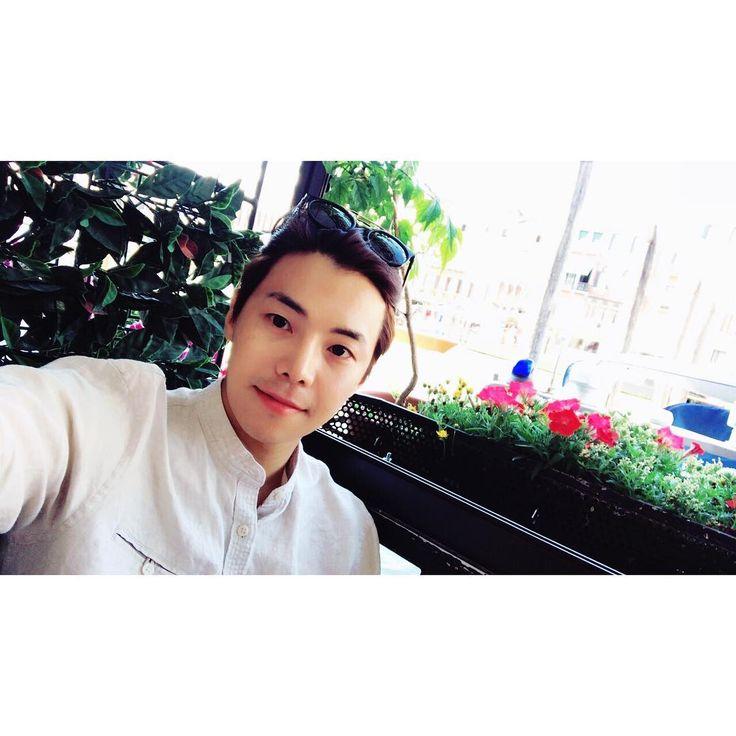 """박은석 Actor/Cyclist RCC#8647 on Instagram: """"#마지막 #저녁식사 #리알토다리 #아탈리안 #베니스"""""""