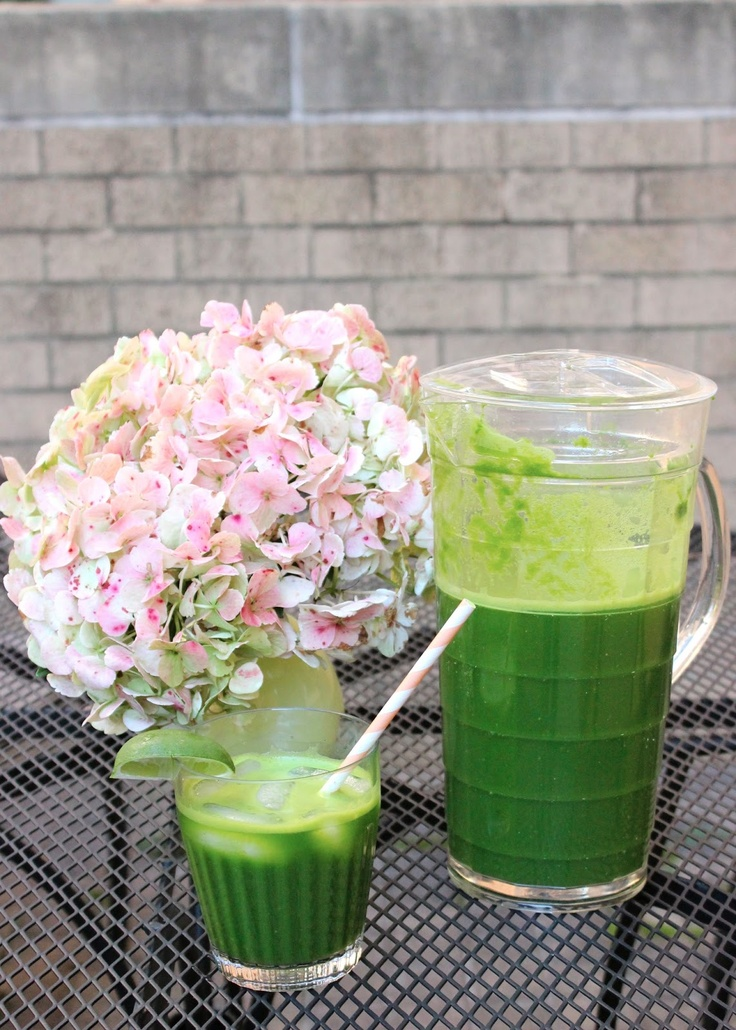 Liquid Health - Smoothie (kale, spinach, apple, lime, ginger, celery, cucumber)