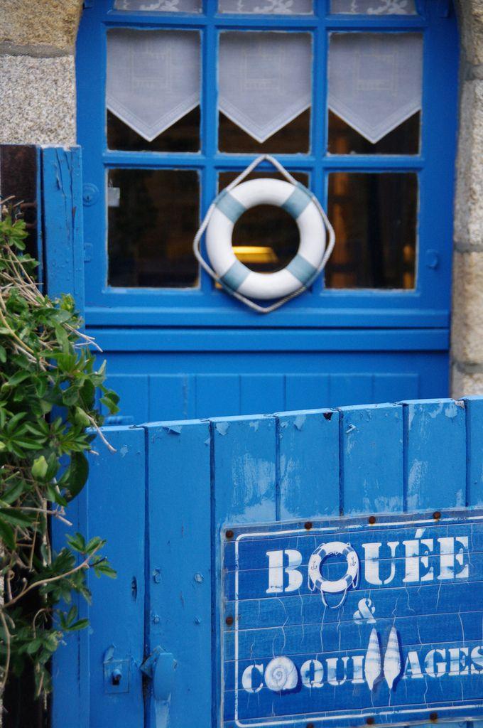 Île-aux-Moines porte.