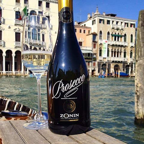 Cheers from #Venice! #cvzonin #zonin #prosecco #proseccolover