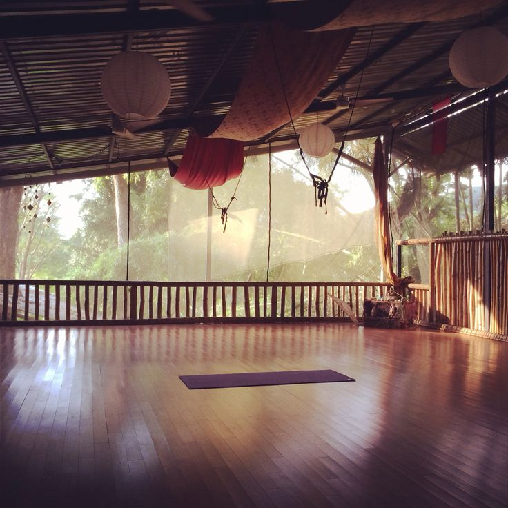 Most beautiful yoga studio in Dominical, Costa Rica - Bamboo YogaPlay.