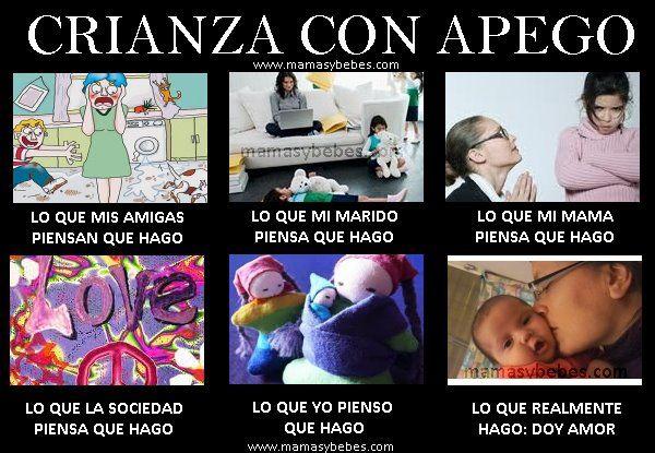 Crianza con apego #mamastuiteras