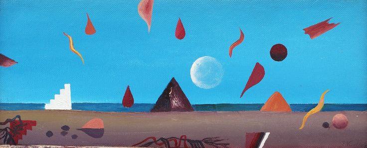 Lot 1, Florin Niculiu - The white moon