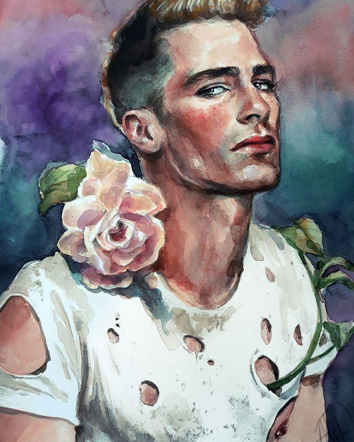 Gay blooming