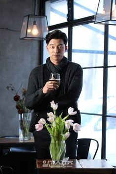 Gong Yoo Talks Drinks, Marriage, and Career Over Beer in Latest Interview | A Koala's Playground