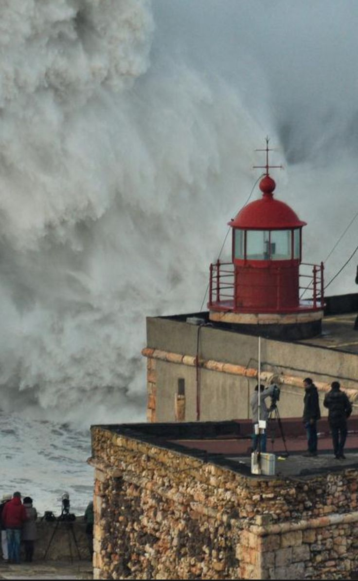 McNamara Nazaré #Lighthouse - #Portugal http://dennisharper.lnf.com/