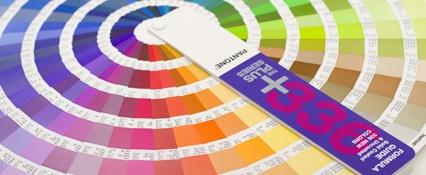 PANTONE Plus Series - PMS Color Formula Guides, Color Bridge, Metallics and PANTONE Color Guides