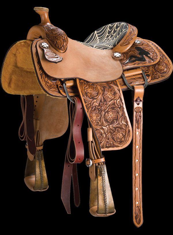 30 best Association & Modified Association Roping Saddles ...
