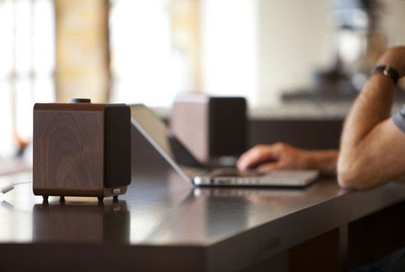 gallery : MR1 Bluetooth speaker system : Ruark Audio