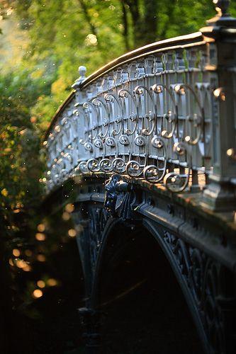 The bridge to a secret land