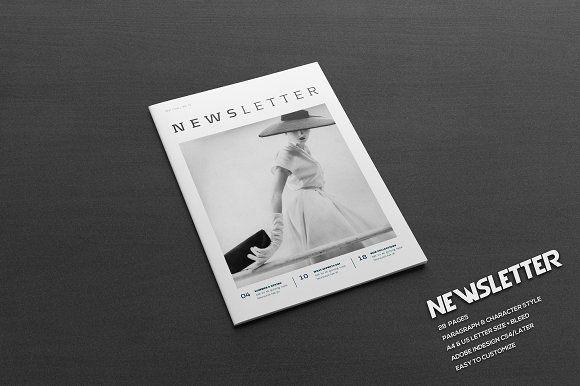 Newsletter by Ahsanjaya on @creativemarket