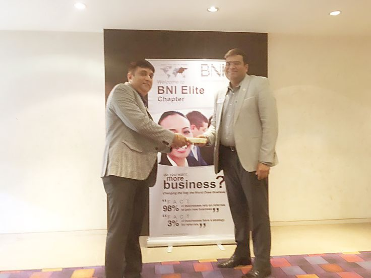 Meetings and association are always helpful for creating good relation. Mr. Rajesh Desai visits India's largest and most successful business networking organisation Surat BNI- Elite Chapter. #HarmonyMultimedia #BNI #Meeting