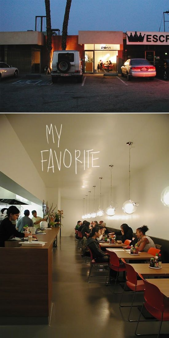 Pho Cafe, Silverlake