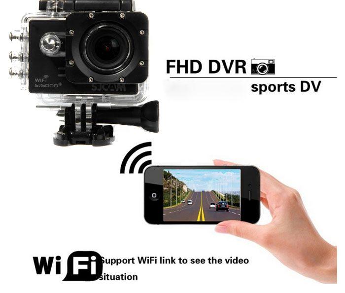 SJCAM SJ5000 WiFi, Special Offer from Banggood  @  $105.99  http://www.mobilescoupons.com/gadgetsaccessories