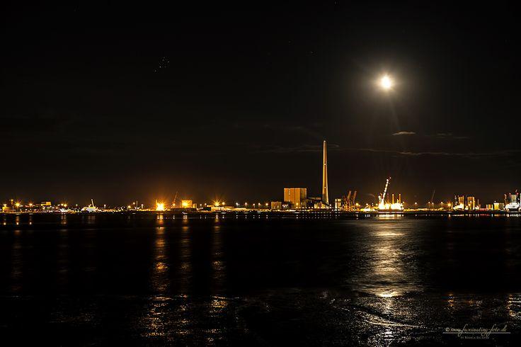 Esbjerg @ night