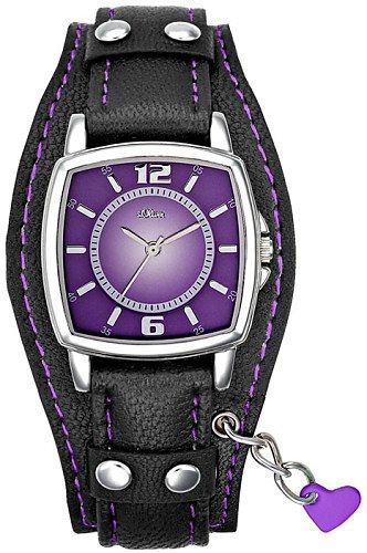 Dámske hodinky hodinky s.Oliver Girls SO-1768-LQ. Vodotesnosť je 3 ATM / 30 m.