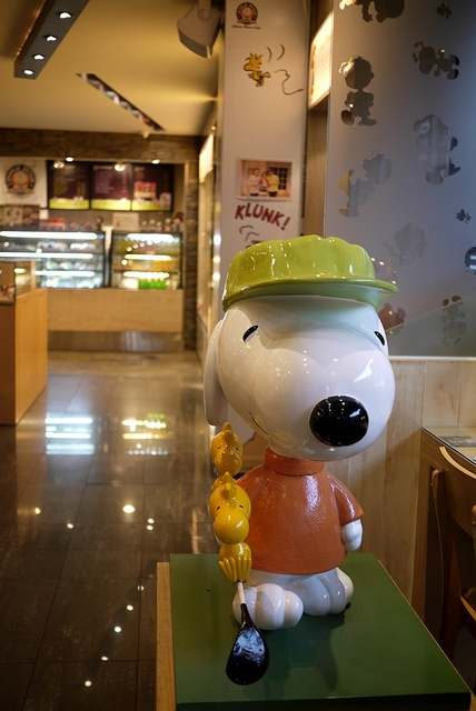 Charlie Brown Cafe (Seoul, South Korea)