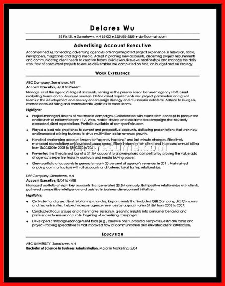 examples of resume titles new examples of resume titles