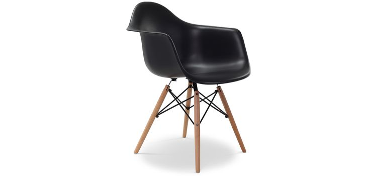 32 best images about chaises on pinterest retro chairs style and ps - Chaise style charles eames ...
