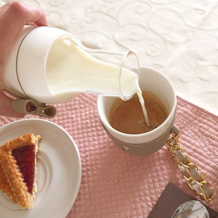 Bottiglia latte Baci Milano