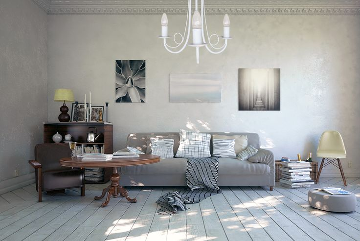 LightPrestige_LP-020/3P white