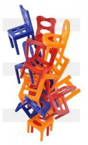 Kup teraz na allegro.pl za 6,45 zł - Gra rodzinna Spadające krzesła - gra rodzinna (6298661589). Allegro.pl - Radość zakupów i bezpieczeństwo dzięki Programowi Ochrony Kupujących!